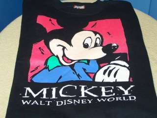 MICKEY MOUSE   Walt Disney World   Orlando Florida Sweatshirt New