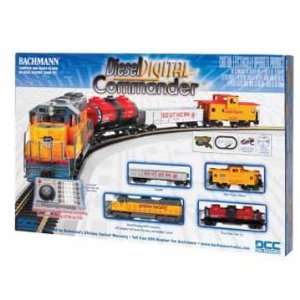 Trains Diesel Digital Commander Ready to Run DCC Equipped HO Train Set