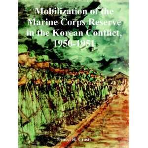 Mobilization of the Marine Corps Reserve in the Korean