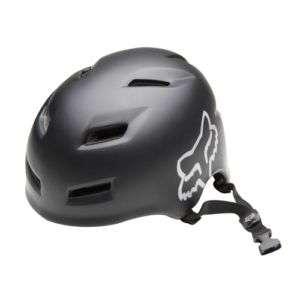 Fox Racing Transition Bike Helmet Matte Black, L/XL