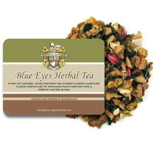 Blue Eyes Herbal Tea   Loose Leaf   4oz Grocery & Gourmet Food