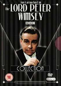 Lord Peter Wimsey Collection NEW PAL Series 10 DVD Set