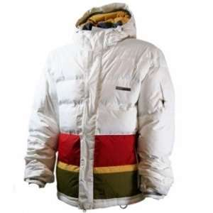Planet Earth Clothing Jackson Stripe Jacket: Sports