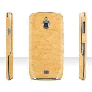 Samsung Exhibit Birds Eye Maple Wood Full Body