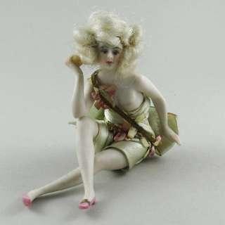 Galluba & Hoffman Bathing Beauty Doll Half Pin Doll Interest