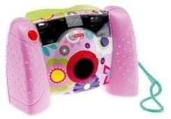 FISHER PRICE KID TOUGH girls/pink DIGITAL CAMERA *NEW*
