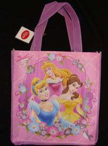 New NWT Disney reusable Princess Beauty Belle bag tote