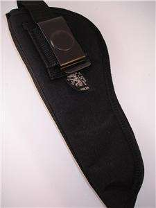 BELT/SIDE HOLSTER FOR 6Ruger revolver blackhawk 357
