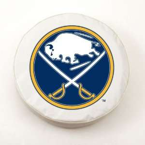 Buffalo Sabres NHL White Spare Tire Cover