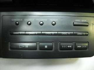 Vintage Sony 5 Disc CD Changer Player Model # CDP CE150