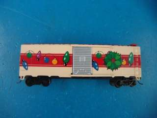 Scale Yuletide Special Christmas Train Set Tree Steam Passenger