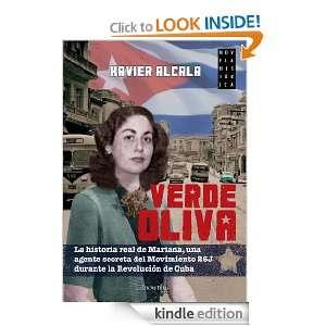Verde Oliva (Spanish Edition) Xavier Alcalá  Kindle
