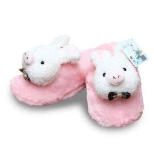 KOREA DRAMA YOURE BEAUTIFUL Pig & Rabbit Slippers (DRTY119)