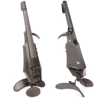 NS Design NXT 4 Electric 4 String Violin with Matte Black Finish