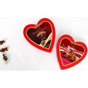 Pack Of Love Heart Shaped Candy Gift Boxes   1 Each Of Bailey Irish