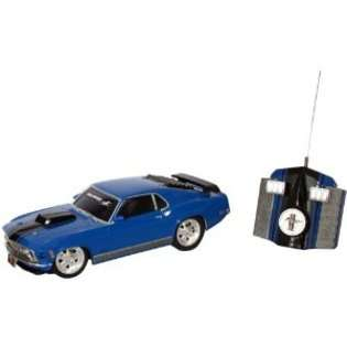 Motor Muscle Radio Control 1970 Ford Mustang Mach 1 at