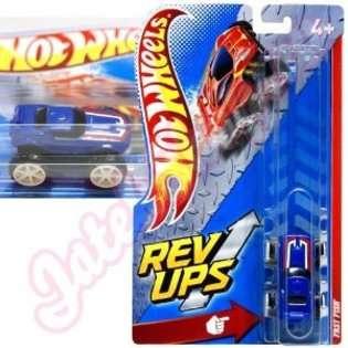 Hot Wheels Rev Ups by Mattel   HW Fast Fish V2155