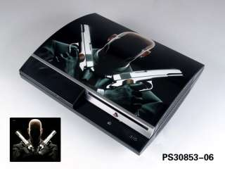 Cool Decal Sticker Skin Cover Protector For Sony PS3 Fat Old PS3 Game