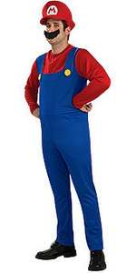 Super Mario Bros Adult   Halloween Costume (nes)