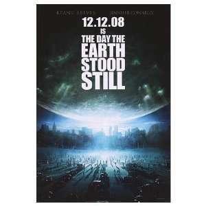 Day The Earth Stood Still Original Movie Poster, 27 x 40