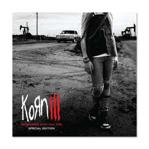 Korn III: Remember Who You Are Special Edition CD/DVD  Shop