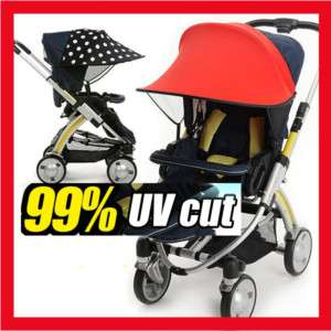 Sunshade for baby stroller / Car seats with 8colors NEW