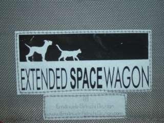 EXTENDED SPACE SPORT WAGON MEDIUM DOG PET CARRIER TRANSPORT
