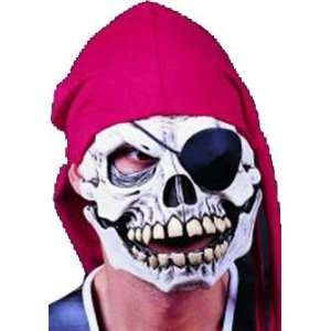Pirate Skull Mask Toys & Games