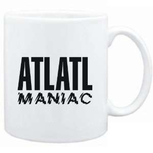 Mug White  MANIAC Atlatl  Sports: Sports & Outdoors