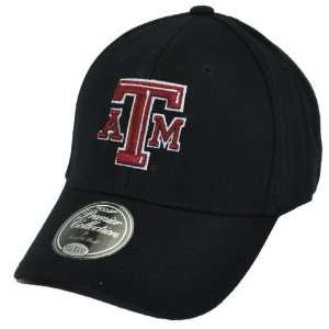 Texas A&M Aggies TAMU NCAA Premier Collection One Fit Cap Hat Small