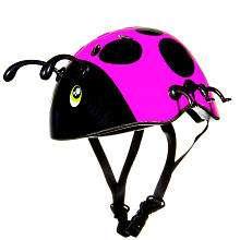 Raskullz Child Helmet   Lady Bug   Pink   C Preme
