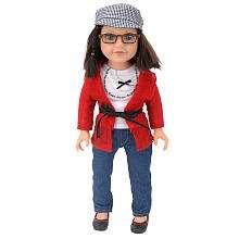 Journey Girls 18 inch Soft Bodied Doll   Dana   Toys R Us   Toys R