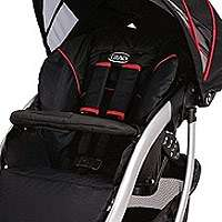 Signature Series by Graco Trekko 3 Wheel Travel System Stroller with
