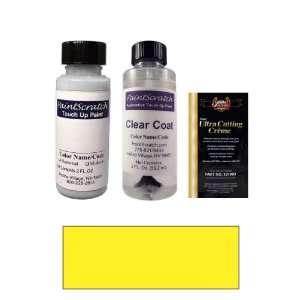 2 Oz. Yellow Paint Bottle Kit for 1992 Chevrolet Corvette