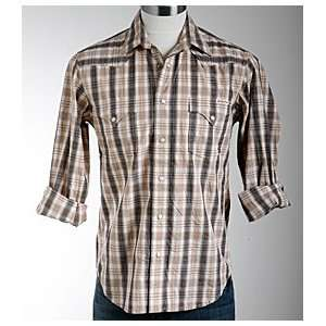 Lucky Mens Shingletown Western Shirt Size L Everything