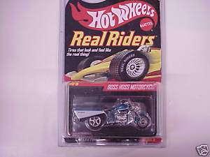 HW Real Riders Boss Hoss Motorcycle #5 of 6 2009