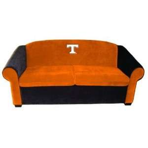 Tennessee UT Vols Volunteers Microsuede Sofa/Couch: Sports