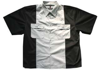 Mens Big Size Work Shirt   4X   5X  6X