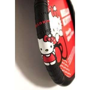 Hello Kitty Car Steering Wheel Cover   Ribbon Everything