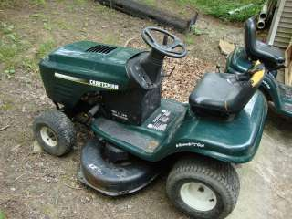 riding mower for parts    not complete we are parting it out