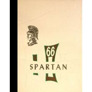 High School, White Hall, Illinois North Greene High School 1966
