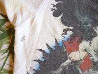 OZZY OSBOURNE Vintage Concert SHIRT 80s TOUR T RARE ORIGINAL 1986