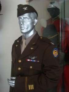 WW2 USAAF UNIFORM REPRO FOR COL. JAMES STEWART