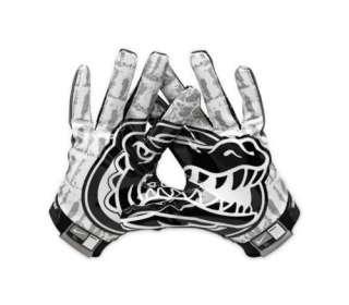 FLORIDA GATORS Nike Pro Combat Football Gloves XL