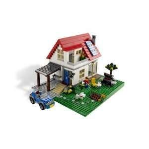 LEGO Creator Limited Edition Set #5771 Hillside House : Toys & Games