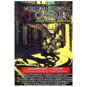 Herencia Musical Cubana Cuban Musical Heritage Movies & TV