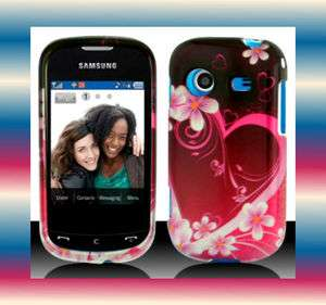 Samsung Character SCH R640 Faceplate Snap on Phone Cover Hard Case