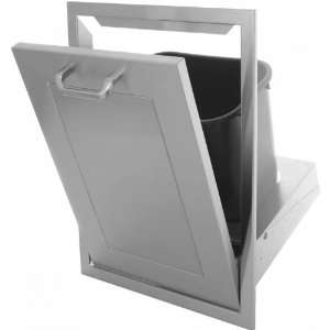 Bbq Guys Kingston Panel Series Tilt out Trash Bin Home