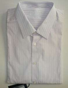 PRADA $500. 100% Cotton Dress Shirt Made in Italy  NWT