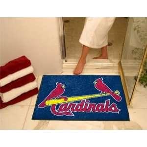 MLB St Louis Cardinals   ALL STAR MAT (34x45)